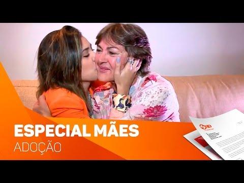Especial Mães adoção - TV SOROCABA/SBT