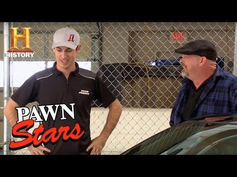 Pawn Stars: 2014 Hertz Penske GT Mustang | History