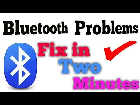 how to fix Bluetooth pairing problems android