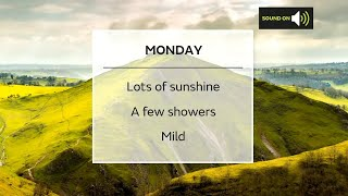 Monday Scotland forecast 22/02/2021