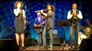 Quintetto X - Rosalia De Souza - Fabrizio Bosso - Gaetano Partipilo