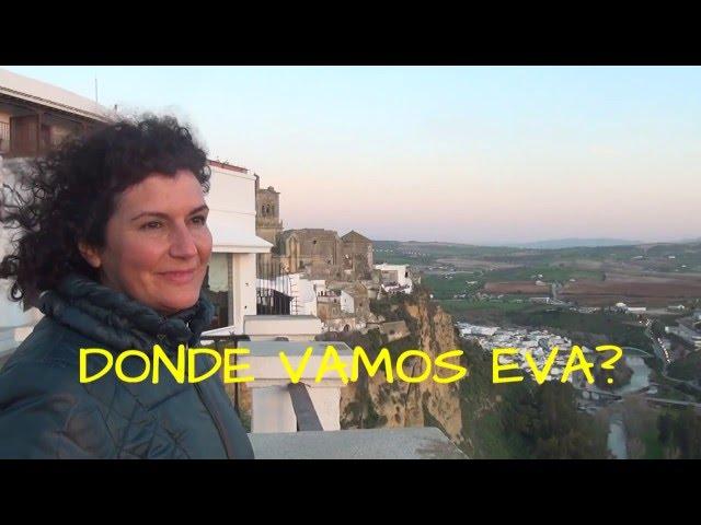 Road trip por Andalucía - España. Visita a Arcos de la Frontera en Cádiz