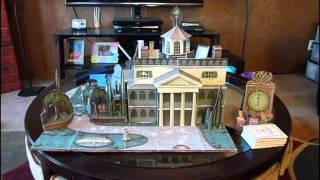 Escape The Haunted Mansion DIY Board Game