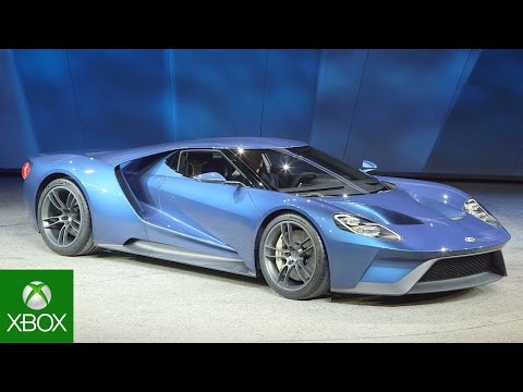 Forza Motorsport 6 Announce Video
