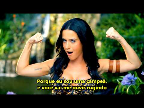 Katy Perry - Roar (Legendado PT)