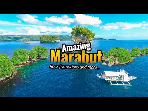 Marabut Samar Tourist Attractions