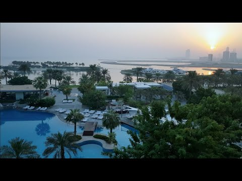 The Ritz-Carlton, Bahrain: A luxury beach resort # Ritz Carlton Bahrain