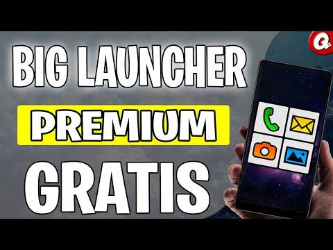 BIG Launcher v.2.5.7