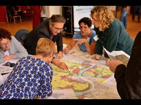 Projekt Rheinspange 553: Planungswerkstatt Vom 12. Oktober 2019