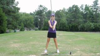 Grexa Golf Drills - Exercise your wrist hinge and release