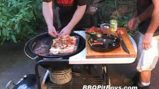 Slow Grilled Meatloaf Recipe By The Bbq Pit Boys