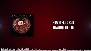 Arch Enemy - Blood In The Water (LYRICS  HD)