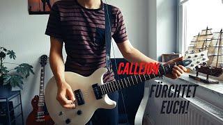 Callejon - Fürchtet euch! (Guitar Cover)