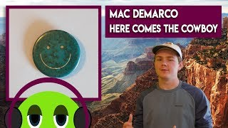 Album Review Mac DeMarco - Here Comes The Cowboy