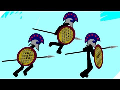 НОВЫЕ СТИКМЕНЫ - ДИКИЙ ПЛАГИАТ Stick War Legacy - Kingdom Revenge - Ultimate Strategy Battle