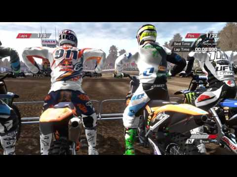 MXGP (PS4) - The Official Motocross Game - Career Mode Episo