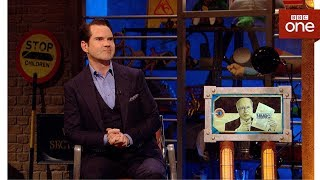 How does Jimmy Carr feel about tax loopholes? -  Room 101: Series 7 Episode 3 - BBC One