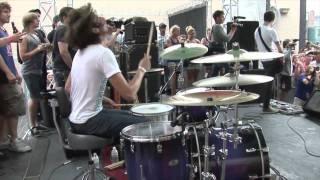 Chris Taylor - Kingdoms - Telegraph Static Drum View - SCENE Fest 2010