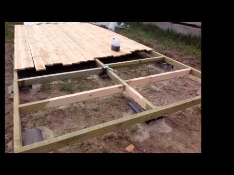 видео: Сарай своими руками