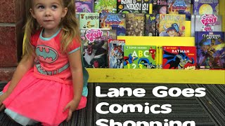 Lane Shops for Comics and Collectibles