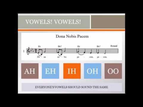 Dona Nobis Warm Up
