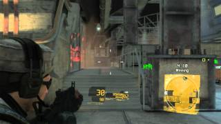 Ghost Recon Future Soldier PC Multiplayer Gameplay