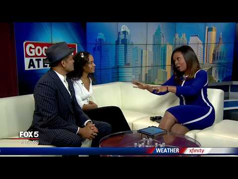 Mario Van Peebles and daughter film 'Superstition' in Atlanta