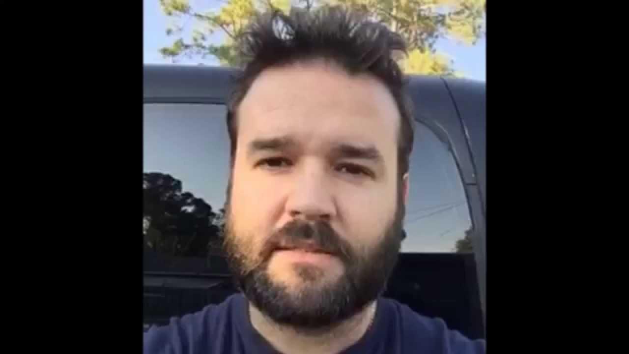 Austin St John Mighty Morphin Red Ranger Addresses The Medina Arrest Youtube