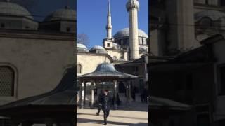 Beautiful Adhan From Abu Ayub Al Ansari Masjid (Mosque) Istanbul