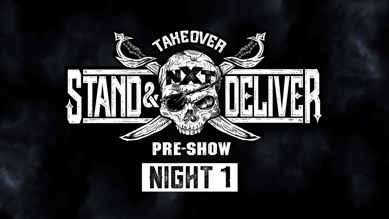 NXT TakeOver: Stand & Deliver Pre-Show – Night 1: April 7, 2021