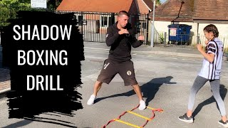 Shadow Boxing   Boxing Training Class Ideas