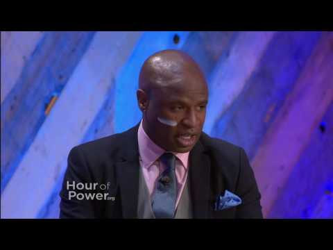 Bobby talks with Singer and Actor Alex Boye
