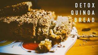 Detox Quinoa Bread