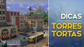 OFF STREAM #4-TIPS ON CROOKED TOWERS (Fortnite Battle Royale free) [EN-BR]-Softe