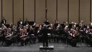 Austin Symphonic Band Performing Elegy For A Young American by Ronald Lo Presti
