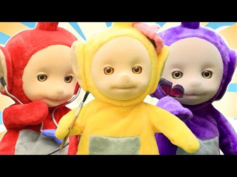 Thumbnail: Teletubbies | Animation COMPILATION | WATCH ONLINE | Teletubbies Stop Motion | Cartoons for Children
