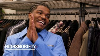 Shopping with Smino at Lower East Side's Mannahatta