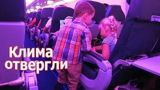 VLOG: Кто-то ломился в дверь / В Киеве не любят детей / Улетели...