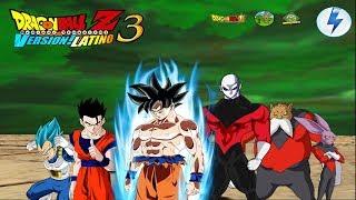 Nueva ISO DRAGON BALL Z BT3 Versión Latino| Goku Ultra Instinct, Gohan, Vegeta vs Pride Troppers