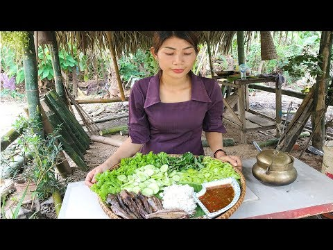 Yummy -Grill Fish With Tamarind Sauce-Delicious Grill  Fish With Tamarind Sauce -Cooking Recipe