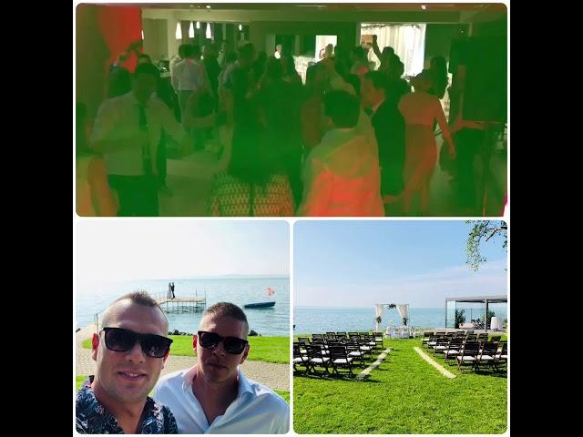 yourevent.hu / több mint DJ @ Tópart Hotel - Balatonvilágos Wedding