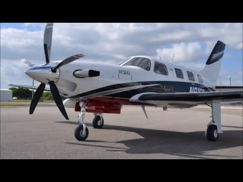 2016 Piper M500