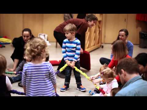Mini Mozart - What happens at our Classical Music Classes for Babies & Toddlers