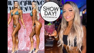 From Start to Stage Ep. 15   SHOW DAY!   My First NPC Bikini Competition