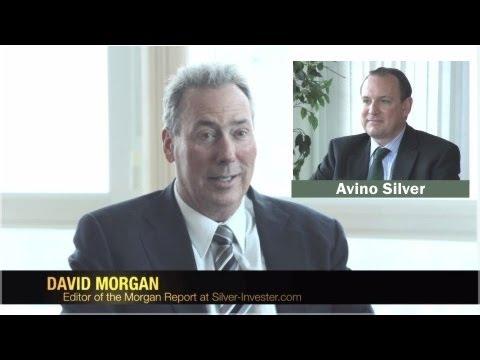 Avino Silver & Gold Mines Ltd. - Interview, David Morgan, Feb 2013, Vancouver