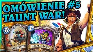"""Taunt Warrior is """"back""""!  - Omówienie kart z Saviors of Uldum #5"""