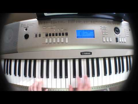 Stronger Keyboard chords by Hillsong United - Worship Chords