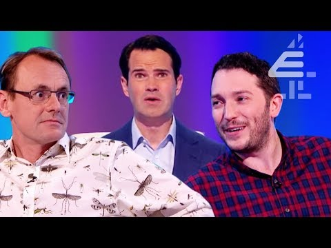 Jimmy Carr Doesn't Like When Sean Lock & Jon Richardson Argue! | 8 Out of 10 Cats | Best of S18 Pt.2