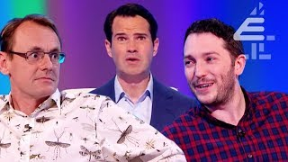 Download Jimmy Carr Doesn't Like When Sean Lock & Jon Richardson Argue! | 8 Out of 10 Cats | Best of S18 Pt.2 Mp3 and Videos