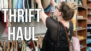 THRIFT HAUL | HOME DECOR, CLOTHING, & CLASSROOM FINDS!!!